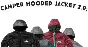 Camper Hooded Jacket 2.0