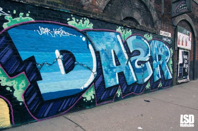 East London Graffiti Reloaded