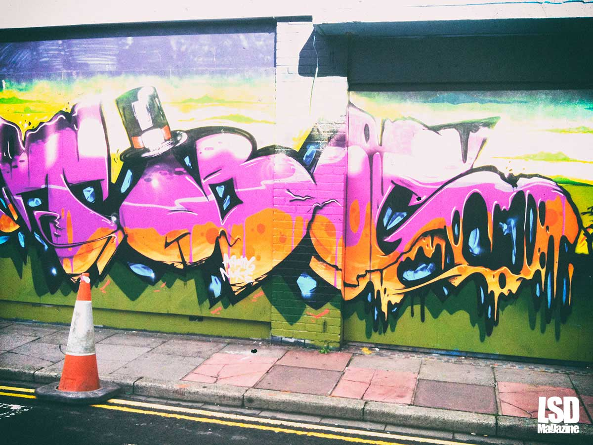 39616f098db8bc East London Graffiti Reloaded - LSD Magazine