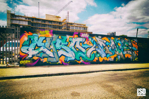 Hackney Wick Graffiti