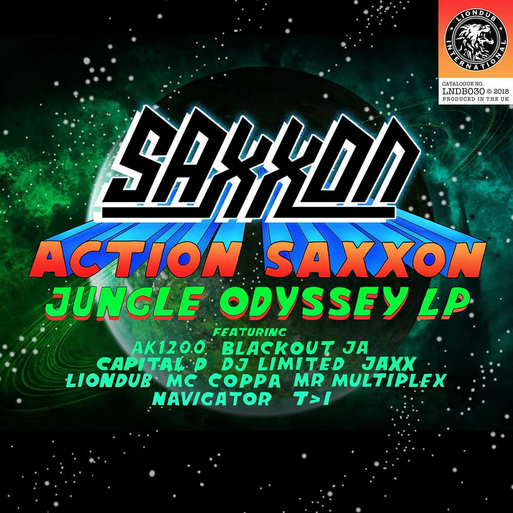 Jungle Producer Saxxon Interview