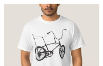 Old School Bike T-Shirt