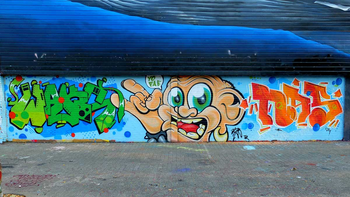39b65976ea861f Rotterdam Graffiti August - September - LSD Magazine
