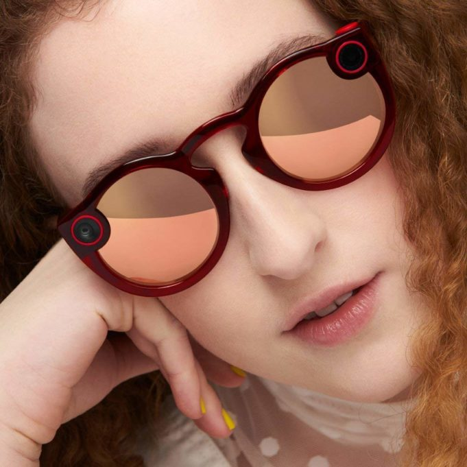 Snapchat New Spectacles