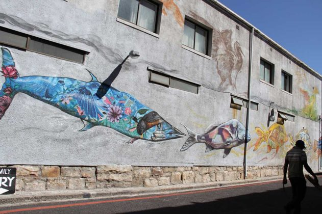 South Africa Street Art Cape Town