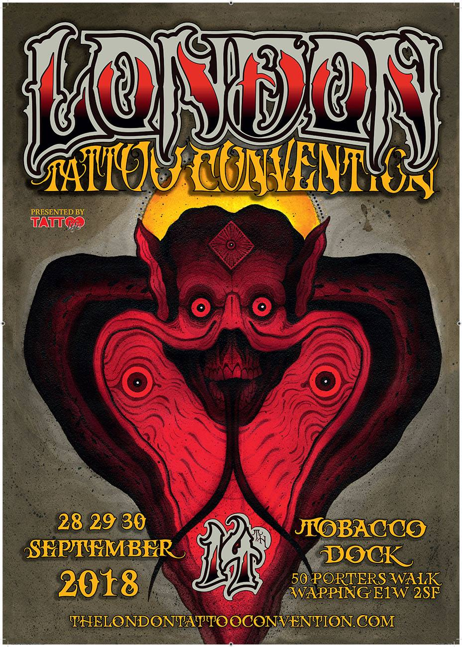 Exhibition Stall Tds : The international london tattoo convention lsd magazine