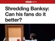 Banksy News Headlines