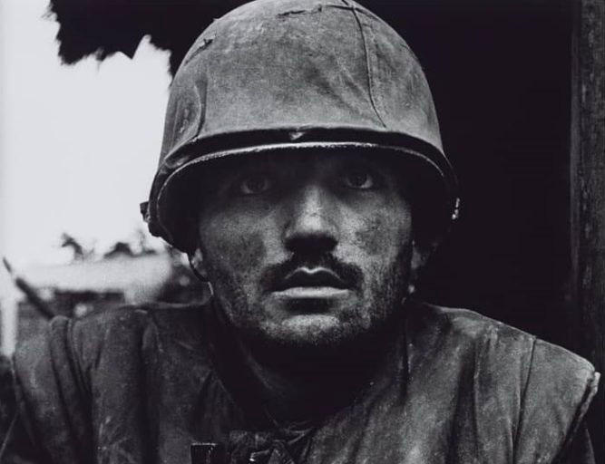 Iconic Don McCullin Photograph