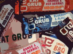 Eat Grub Edible Insects