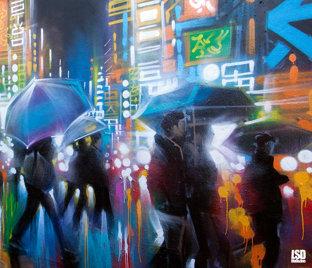 Dan Kitchener Brick Lane