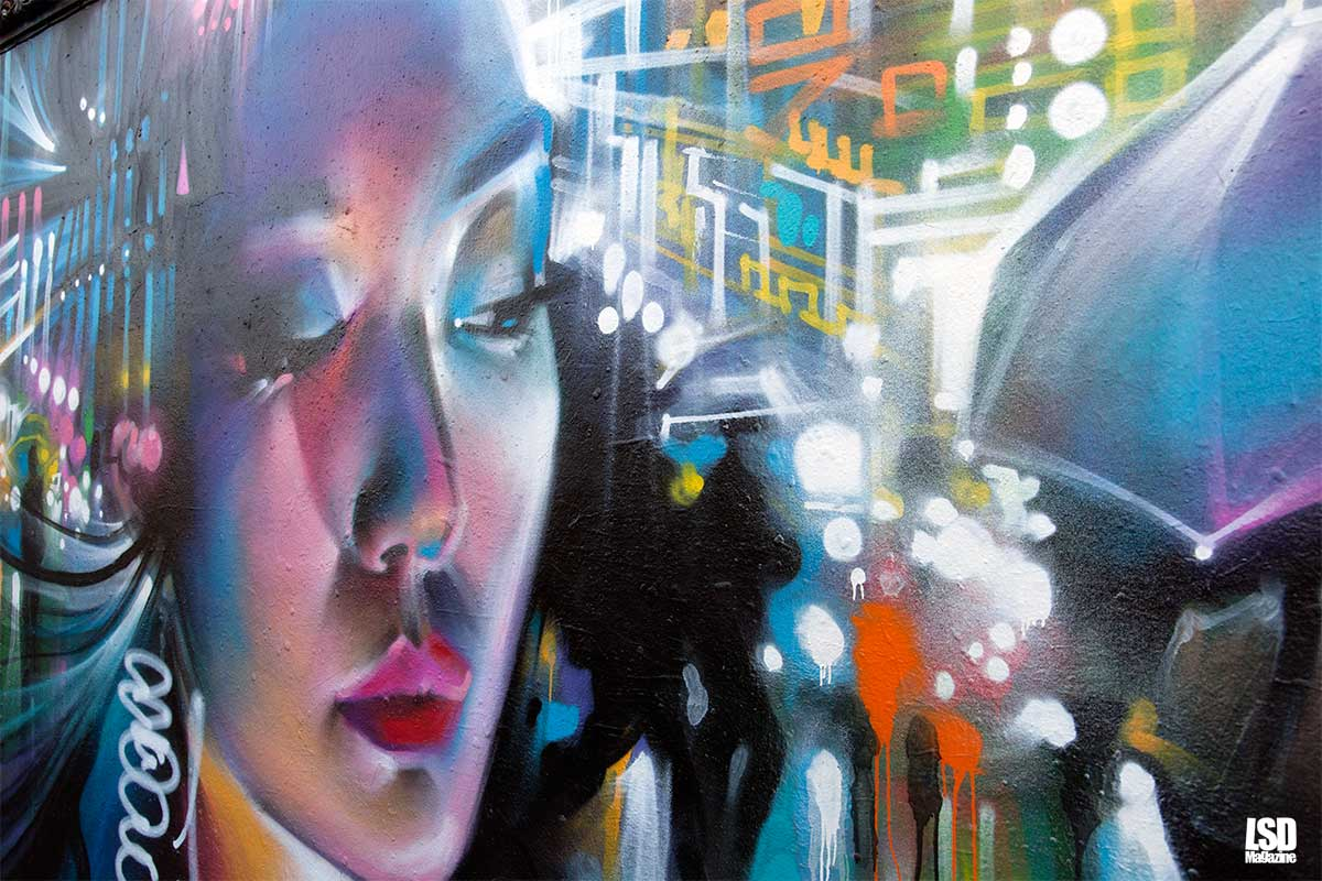 9ba19bbef706b5 Fresh Paint from Dan Kitchener in Brick Lane - LSD Magazine