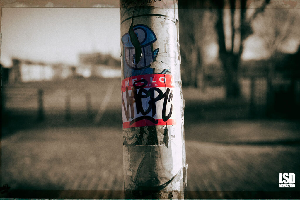 Graffiti Sticker Art 2019