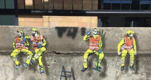 Brussels artist seeks to halt demolition