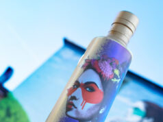Fin Dac CÎROC Art Bottle