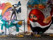 Iraq Mural Festival ph Ivor Prickett